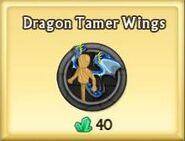 Dragon Tamer Wings