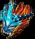 Krampus Mantle-Head