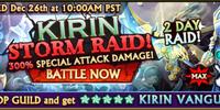 Kirin Raid