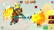 Garuda Attacking