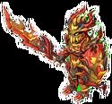 Firecaller Regalia