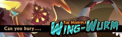 Wing wurm