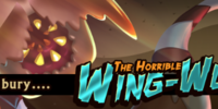 Horrible Wing-Wurm