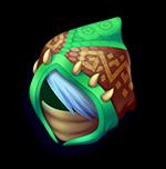 Head of Nathair armour
