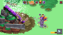 Troll King's Nemesis Defeats the Troll King