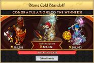 Stone Cold Standoff Winners