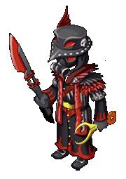 Ten-Tons Nemesis Armor
