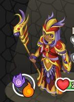 Living Flame Armor Evolution 2