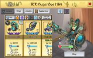 Chronos Regalia 1st Evo Female