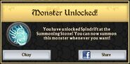 Spindrift Boss Unlock