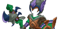Wicked Wraith
