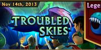 Troubled Skies