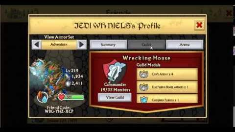 Knights and Dragons Guild Spotlight Wrecking House 2-1
