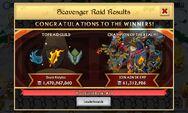 Scavenger raid android winners