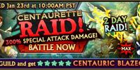 Centaurette Raid