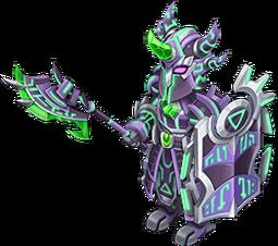 Necrotic shieldgear