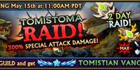 Tomistoma Raid