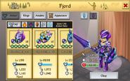 Chaotic Hellguard No Evo Female