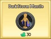 Dark Storm Mantle