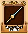 Strength of Justice