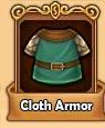 Cloth Armor 2