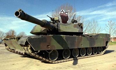 Ducky Tank