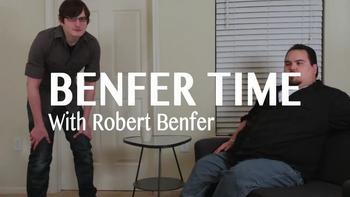Benfer Time with Robert Benfer Episode 1- Make over
