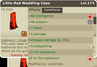 091214 - Little Red Waddling Cape (Maged) - Ariane