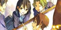 Kokoro Connect Light Novel Volume 09