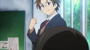 Furious Himeko in-Taichi's body