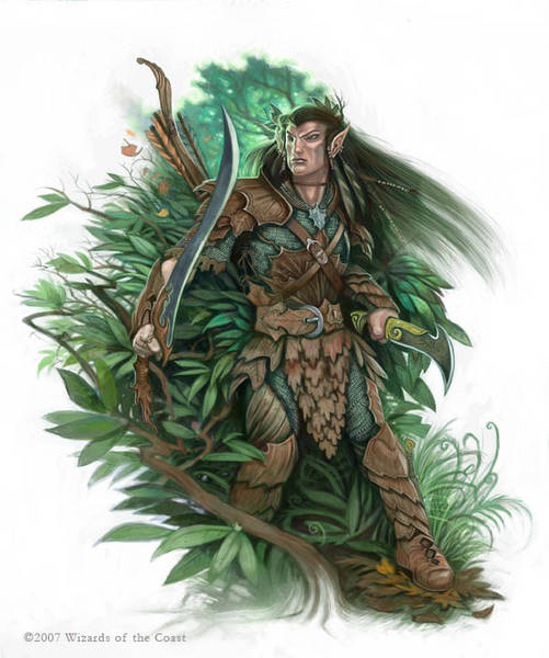 Elven Ranger II