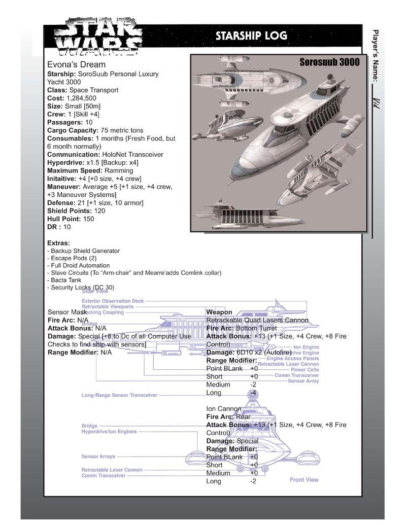 SoroSuub Personal Luxury Yacht 3000 copy