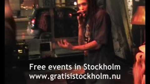 Swollen Members - Black Magic, Live at Lilla Hotellbaren, Stockholm 4(15)