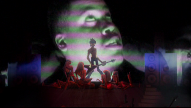 File:Murdoc showing off in Feel Good Inc.png