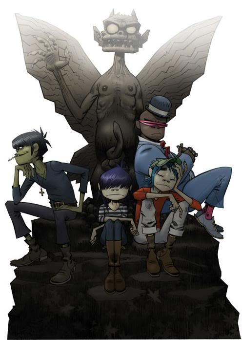 Gorillaz: Song By Song: All Alone