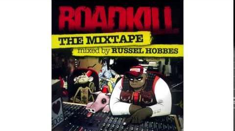 Russel Hobbs (Gorillaz) - Roadkill The Mixtape
