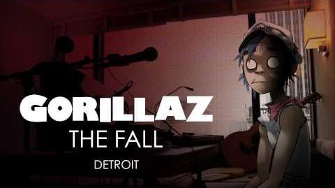 Gorillaz - Detroit - The Fall