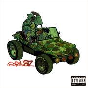 Gorillaz gorillaz cd cover big