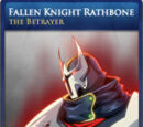 Fallen Knight Rathbone