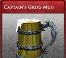 Captain's Grog Mug