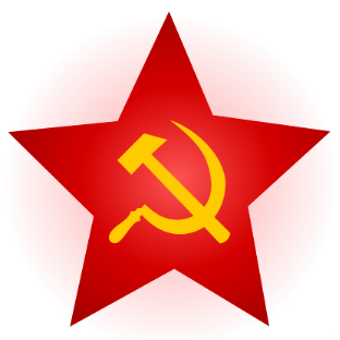 File:Hammer and sickle red star with glow large.jpg