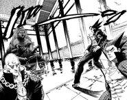 Akira and Raionji meet