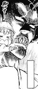 Hinako seeing Akira in her own visions