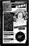 Kasuga Character Profile