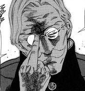Gokurou showing up
