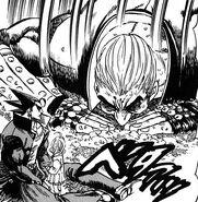 Onji admiting defeat