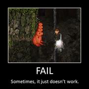Wallworm Fail