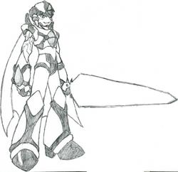 Crimson Hunter by Raziel chan