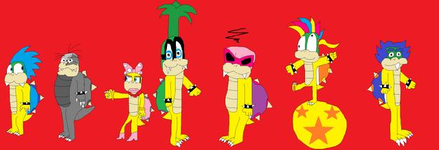 File:The 7 Koopalings.png