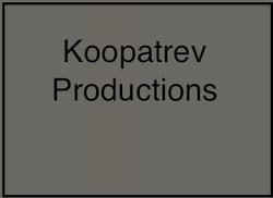 Koopatrev Productions